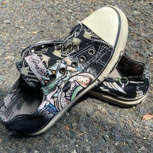 Ed Hardy Unisex Kids Shoes...